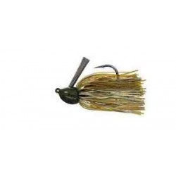 Strike King  Hack Attack Heavy Cover Jig, 1/2 oz, Blue Craw