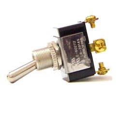 Seachoice 3 Position On/Off/On 3 Screw Terminal Toggle Switch