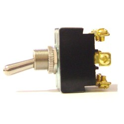 Seachoice 3 Position On/Off/On 6 Screw Terminal Toggle Switch