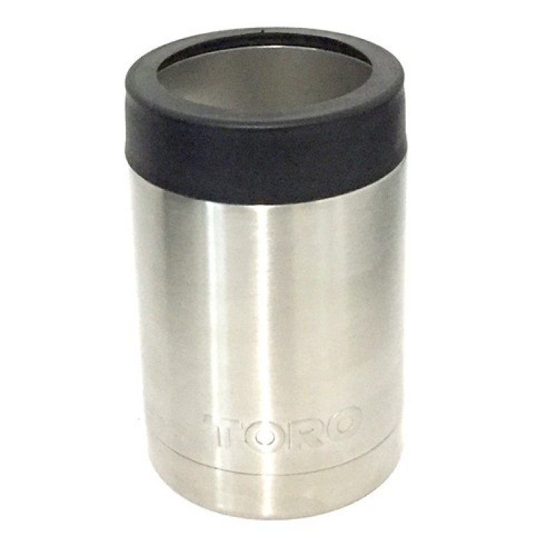 Toro 12 Oz. Stainless Steel Double Wall T-Can