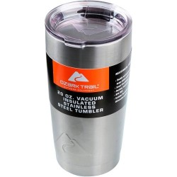 Ozark Trail 20 Oz. Stainless Steel Double Wall Tumbler