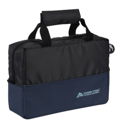 Ozark Trail Fishing Tote With Trays Blue