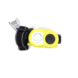 Ozark Trail Head Light Led whit Bateries Yellow