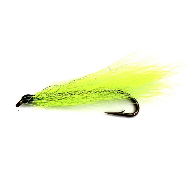 Crystal River Russian River Fly Chartreuse