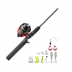 Zebco  202 1245562MLA Spincast Combo with Tackle