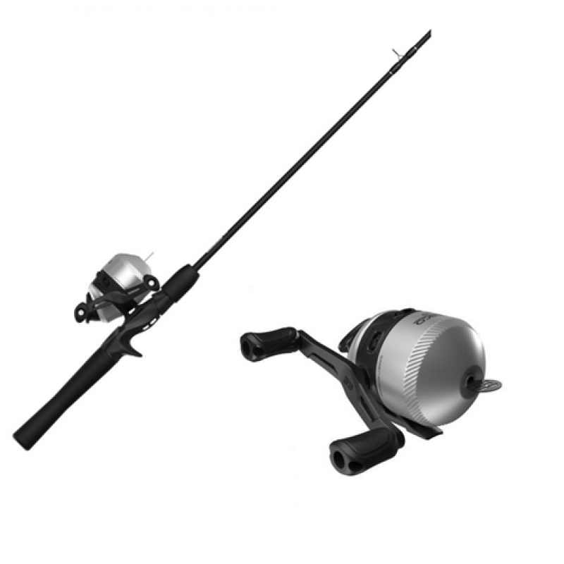 Zebco 33 Reel and Combo Spincast