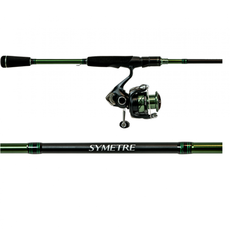 Shimano Symetre Combo Spinning 7'6'' PSY4000HGFMSYS76MH