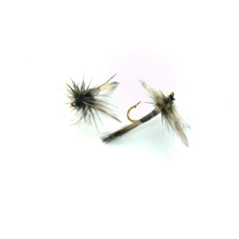 Crystal River Mosquito Fly Size 16 C/2 .