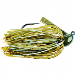 Strike King Hack Attack Cover Jig 3/4 Blue Craw