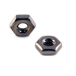 Marpac Stainless Steel Finished 18-8SS Hex Nuts #1/4-20