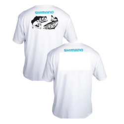 Shimano Technical Tee  Mouth Bass L