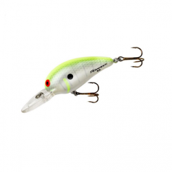 Bomber Model A 3/8 Oz Chartreuse Shad
