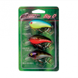 Cotton Cordell Big O 3 Pack