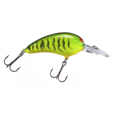 Norman Lures Deep Baby N 1/4 oz Fire Tiger