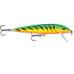 Rapala Count Down  9/16 Oz Fire Tiger
