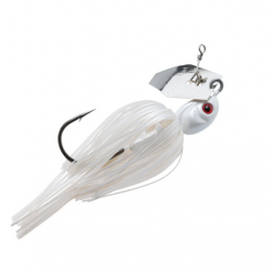 Z-Man Chatterbait Project Z Series 1 Oz. Pearl Ghost