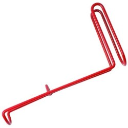 Eagle Claw Bucket Rod Holder Red
